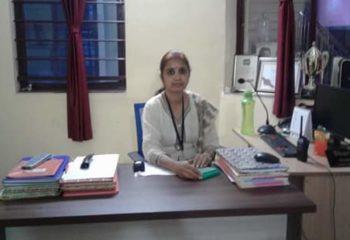 Mrs Sharvani ,Principal